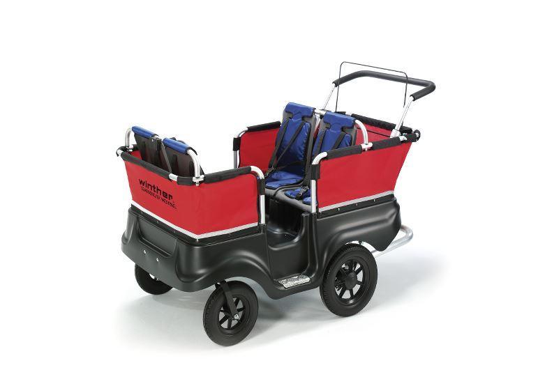 4 Seater Wagon The Wagon